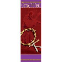 Crucified - Indoor Banner