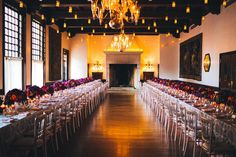 Colorful Reception / Glowing Wedding / Chicago Wedding / Wrap it Up