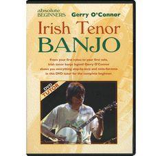 Beginners Guide to The Irish Tenor Banjo (DVD)