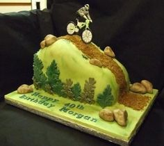 Holy cow...awesome cake!