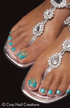 A bit of bling for summer 2013