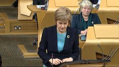 First Minister's Questions - Scottish Parliament: 18th December 2014