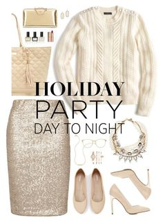 Inspiration look Day to night : day to night: holiday edition.