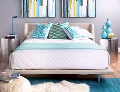 Start your day off with a bang! These colorful, bold bedroom ideas will have you waking up on the right side of the bed every day.