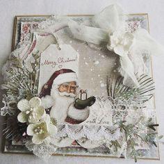 Det er blevet 1. november og tiden til at fremstille julekort er for alvor i gang. Derfor har vi på Scrap From Your Heart også valgt at h...