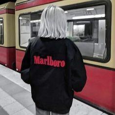 Modern Goth, Dark Tattoo, Aesthetic Grunge, My Tumblr, Band Tees, Look Cool, Alternative Fashion, Rain Jacket, Cool Hairstyles