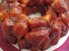 Monkey Bread - My mom makes this and it's absolutely AMAZING