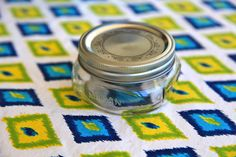Elite Collection canning jars