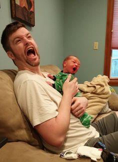 A gyermek ellátásához az erős együttérzés is hozzátartozik!    Te nevetsz eleget?  #nevessmais