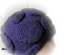 Snake Cap  Beanie Mütze mit Schnecken von Ulemo auf Etsy, €29.90