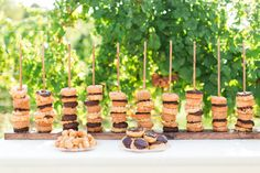 Stunning Outdoor Wedding at Rocklands Farm - Perfete Brunch Wedding, Wedding Desserts, Wedding Cakes, Mother Brunch, Wedding Meaning, Hops Vine, Wood Cupcake Stand, Party Like Its 1999, Pink Frosting