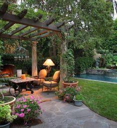 :)backyard redo ~ Great pin! For Oahu architectural design visit http://ownerbuiltdesign.com