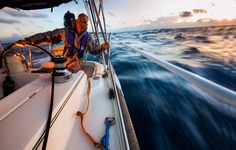 16 expert tips on sailing across the Atlantic from the Caribbean to Europe