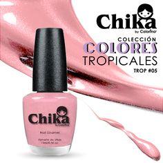 Línea Chika by Colorina Nail Lacquer