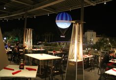 planet hollywood observatory now open outdoor | Disney Springs | Guy Fieri-items on menu