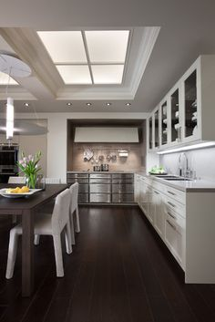 SieMatic BeauxArts.02 eclectic kitchen cabinets