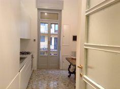 Appartamento 1940, in ottimo stato. Pavimenti in marmo e parquet. - Via Giuseppe Parini, Milano http://www.bimoimmobili.it/Immobile/Via-Giuseppe-Parini-294.html