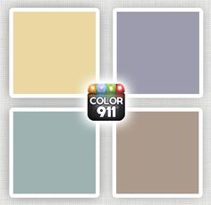 Choose softer #colors for your #home if you want to create a more soothing environment. #color #colorapp #Color911 www.Color911.com