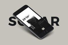 SONAR Digital Magazine on Behance