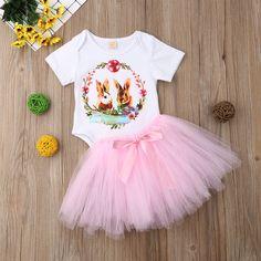 Dragon Honor Newborn Baby Girl Sunflower Tassel Princess Jumpsuit Romper Outfits Playsuit