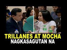 MOCHA USON, HARAP HARAPANG SINAGOT SI TRILLANES SA SENADO! PANOORIN! Mocha, Philippines