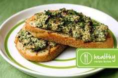 Kale and Sun Dried Tomato Hummus: 5 Healthy Greens Recipes from Around the Web