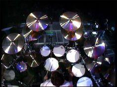 nick mason drum setup 1994