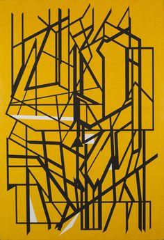 De Somnis II | Pablo Palazuelo Art Espagnole, Abstract Geometric Art, Plastic Art, True Art, Mellow Yellow, Light Art, Lovers Art, Contemporary Art, Illustration Art