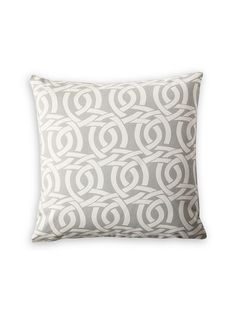 Highland Knot Pillow Cover $48