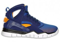 Nike Huarache Free 2012 BBall Loyal Blue Available Now on http://www.kixandthecity.com/nike-huarache-free-2012-bball-loyal-blue-available-now/