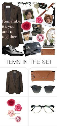 """""""it's a new life"""" by elliewriter ❤ liked on Polyvore featuring art and elliewriterblogstory"""