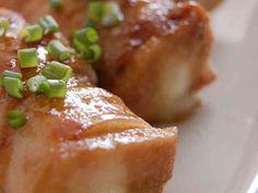 高野豆腐のチーズin照り焼きの画像