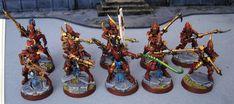 Kabalite Warriors Dark Eldar