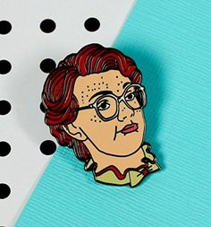 Stranger Things Inspired Barb Enamel Pin from Punky Pins Stranger Things Gifts, Stranger Things Halloween Costume, Backpack Decoration, Pin And Patches, Cute Pins, Lapel Pins, Vintage, Etsy, Handmade Gifts