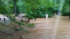 Crooked Creek Park in Chapin