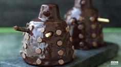 Chocolate daleks!
