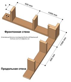 Shed Construction, Wood Frame Construction, Shed Plans, House Plans, Building Plans, Building A House, Trailer Casa, Diy Wooden Projects, Timber Frame Homes