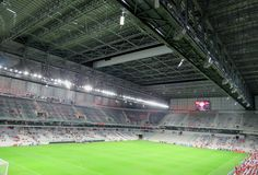 Arena da Baixada - Curitiba (PR) - Capacidade: 43 mil - Clube: Atlético Paranaense