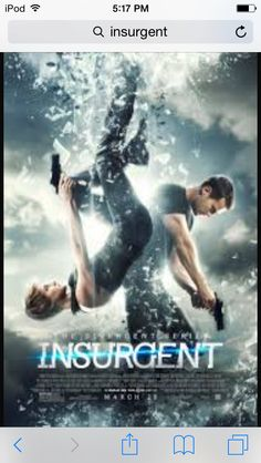 See the new movie insurgent