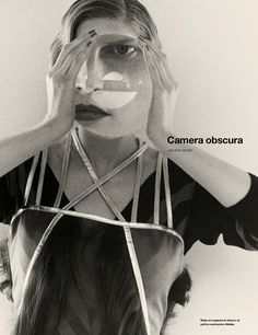 camera obscura: katrin thormann by koto bolofo for numéro #157 october 2014 | visual optimism; fashion editorials, shows, campaigns & more!