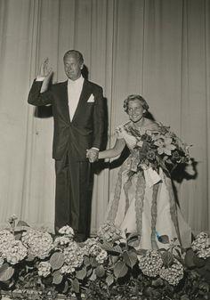 DIE RATTEN (1955) Premierenfoto 1