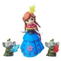 Disney Frozen Little Kingdom Anna and Rock Trolls