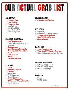 72 Hour Emergency Kit, Emergency Binder, 72 Hour Kits, Emergency Preparedness Kit, Family Emergency, Emergency Preparation, Emergency Supplies, In Case Of Emergency, Survival Prepping