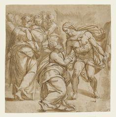 Pellegrino Tibaldi - Incredulità di Tommaso