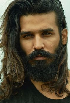 12 Best Mane Hairstyles for Men Cool Hairstyles For Men, Messy Hairstyles, Messy Hair Look, Bad Hair Day, Medium Long, Beard Styles, Face Shapes, Hair Type, Hair Looks