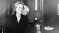 """I bet those guys just told her to """"be Meryl"""", while the others had to dance..."""