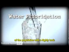 Não querem que você saiba, mas isto é o que o flúor faz com o seu cérebro! | Cura pela Natureza
