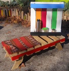 Amazing Uses of Pallets to Enhance Your House Outlook | Pallets Furniture Designs