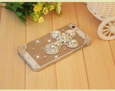 Obal z tvrdeného plastu so šperkom na iPhone 5 / 5S - kríž