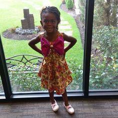 Our pretty #brandambassodor ❤️❤️❤️ Outfit by @abada_kids #abadamodel…